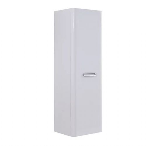 Kartell Metro Wall Hung Side Unit - 350mm - White